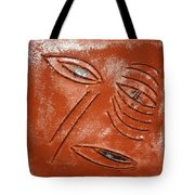 Eye In You - Tile Tote Bag