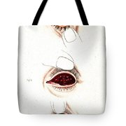 Eye Inflammations, Historical Tote Bag