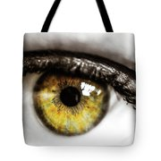 Eye Macro3 Tote Bag