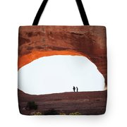 Eye Of He Rock Tote Bag