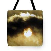 Eye Of Heaven Tote Bag