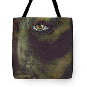 Eye Of Ivy Tote Bag