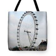 Eye Of London I Tote Bag