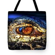 Eye Of The Apex Tote Bag