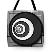Eye Of The Circle Tote Bag