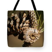 Eye Of The Cone Tote Bag