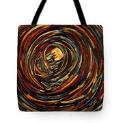 Eye Of The Cosmos Tote Bag