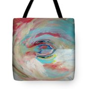 Eye Of The Hurricane Tote Bag