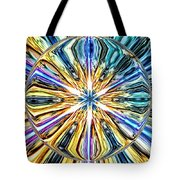 Eye Of The Portal 7th Dimension Activation 4 Tote Bag
