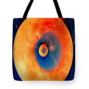Eye Of The Sun Tote Bag