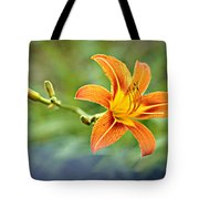 Eye Of The Tiger Tote Bag