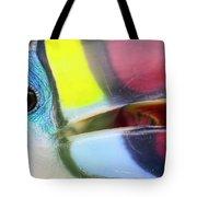 Eye Of The Toucan  Tote Bag