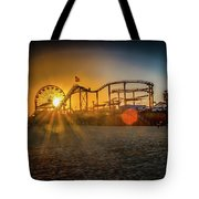 Eye Of The Wheel Tote Bag