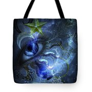 Eye Of The Witch Tote Bag