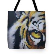 Eye Of Tiger Tote Bag