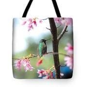 Eye On Spring Tote Bag
