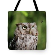 Eye On The Fly Tote Bag