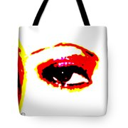 Eye Peace 1 Tote Bag