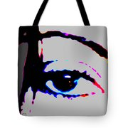 Eye Peace 2 Tote Bag by Eikoni Images