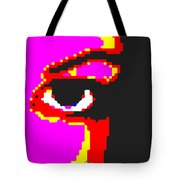 Eye Peace 4 Tote Bag by Eikoni Images