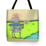 Eye See You Tote Bag by John Wiegand