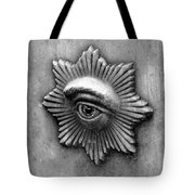 Eye Star Tote Bag
