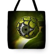 Eye Will See You In The Garden Tote Bag