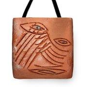 Eyes Adrift - Tile Tote Bag