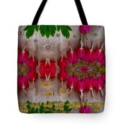 Eyes Made Of The Nature Tote Bag