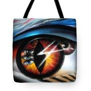 Eyes Of Immortal Soul Tote Bag
