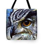 Eyes Of Owls No.25 Tote Bag
