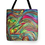 Eyes Of Persephone Tote Bag