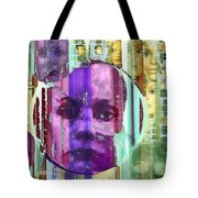 Eyes Of The Accusers Tote Bag