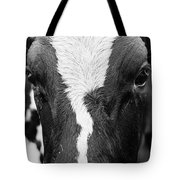 Eyes Of The Cow Tote Bag