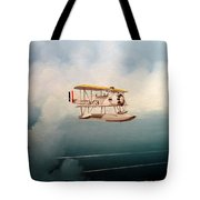 Eyes Of The Fleet Tote Bag