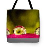 Eyes Of The Petal Tote Bag