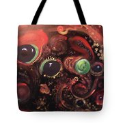 Eyes Of The Universe # 5 Tote Bag