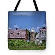 Eyes Over Corn Tote Bag