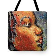 Eyes To The Sky Tote Bag