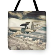 Eyes With An Altitude Tote Bag