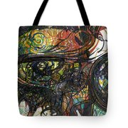 Eyescape Tote Bag