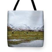 Eyjafjallajokull Iceland Tote Bag