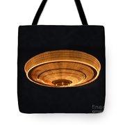 Ezekiel's Wheel Tote Bag