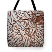 Ezras Day - Tile Tote Bag