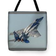 F-15 Afterburner Tote Bag