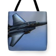F-15 Going Supersonic Tote Bag