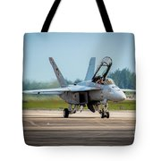F-18 Super Hornet Tote Bag