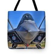 F-22 Raptor 1 Tote Bag