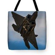 F-22 Raptor 3 Tote Bag