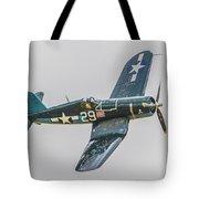 F-4u Corsair Tote Bag